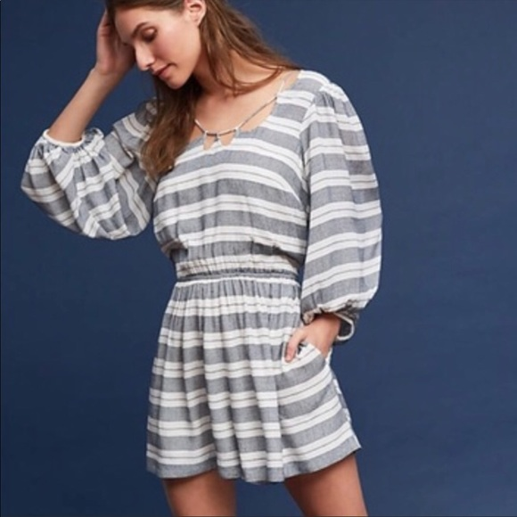 Anthropologie Other - NWT Anthro Holding Horses romper size medium